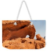 Sandstone Wonder Valley Of Fire Weekender Tote Bag