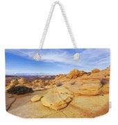 Sandstone Wonders Weekender Tote Bag by Chad Dutson