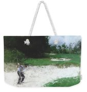 Cross Your Fingers Weekender Tote Bag