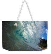 Sandy Cascade Weekender Tote Bag