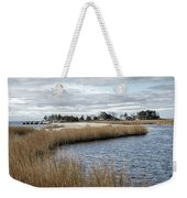 Sandy Hook New Jersey Weekender Tote Bag