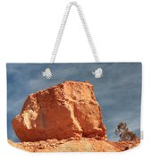 Sandy Rock In Morning Light Weekender Tote Bag