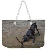 Sandy Shore Weekender Tote Bag