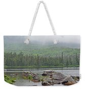 Sandy Stream Pond Weekender Tote Bag