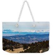 Sangre De Cristo Mountain Valley Weekender Tote Bag
