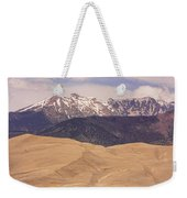 Sangre De Cristo Mountains And The Great Sand Dunes Weekender Tote Bag