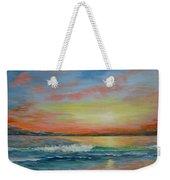 Sangria Beach Weekender Tote Bag