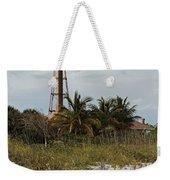 Sanibel Island Lighthouse Weekender Tote Bag