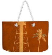 Sanibel Island Lighthouse Weekender Tote Bag