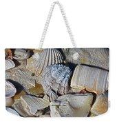 Sanibel Island Seashells Iv Weekender Tote Bag