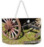 Sanibel Village Wagon Wheels Weekender Tote Bag