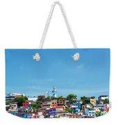 Santa Ana Hill Weekender Tote Bag