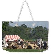 Santa Anna's Camp Weekender Tote Bag