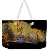 Santa Barbara Hall Of Murals Weekender Tote Bag
