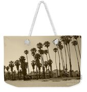 Santa Barbara Palms Weekender Tote Bag