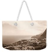 Santa Catalina At La Gomera Weekender Tote Bag