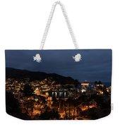 Santa Catalina Island Nightscape Weekender Tote Bag