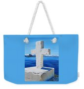 Santa Catarina's Cross Weekender Tote Bag