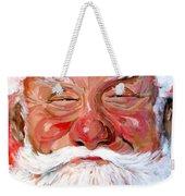 Santa Claus Weekender Tote Bag