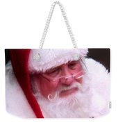 Santa Clause  Weekender Tote Bag
