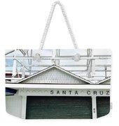 Santa Cruz, California  Weekender Tote Bag