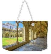 Santa Cruz Monastery Weekender Tote Bag