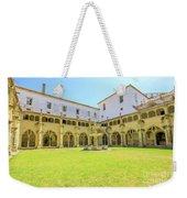 Santa Cruz Monastery Cloister Weekender Tote Bag