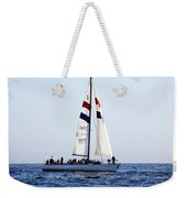 Santa Cruz Sailing Weekender Tote Bag