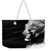 Santa Cruz Surfer Dude Weekender Tote Bag