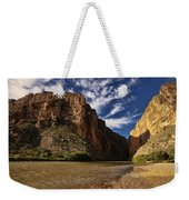Santa Elena Canyon 1 Weekender Tote Bag