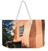 Santa Fe - Adobe Church Weekender Tote Bag
