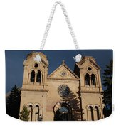 Santa Fe Church Weekender Tote Bag