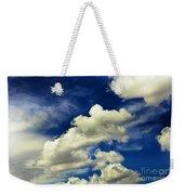 Santa Fe Clouds Weekender Tote Bag
