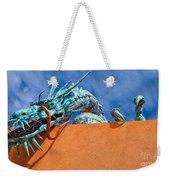 Santa Fe Dragon Weekender Tote Bag