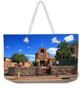 Santa Fe - San Miguel Chapel 6 Weekender Tote Bag