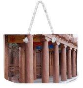 Santa Fe Street Weekender Tote Bag