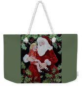 Santa, I Want _ Weekender Tote Bag