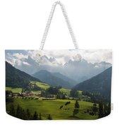 Santa Maddalena - Italy Weekender Tote Bag