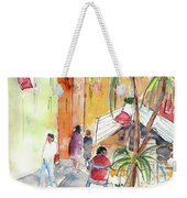 Santa Margherita In Italy 05 Weekender Tote Bag