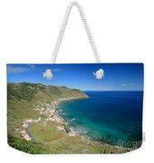 Santa Maria Azores II Weekender Tote Bag