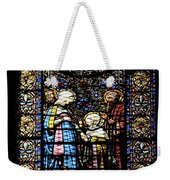 Santa Maria De Montserrat Abbey 2 Weekender Tote Bag