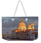 Santa Maria Della Salute Weekender Tote Bag