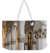 Santa Maria La Blanca Synagogue - Toledo Spain Weekender Tote Bag