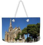 Santa Marija Addolorata Chapel  Weekender Tote Bag