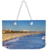 Santa Monica Beach Weekender Tote Bag