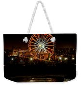 Santa Monica Pier October 18 2007  Weekender Tote Bag