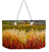 Santa Rosa Valley Weekender Tote Bag by Shannon Grissom