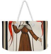Santa Teresa De Avila - St. Teresa Of Avila - Aoavi Weekender Tote Bag