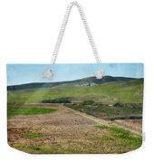 Santa Ynez Mountains Green Hills Ranch Weekender Tote Bag