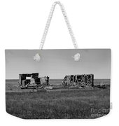 Sante Fe Trail Ghost Weekender Tote Bag